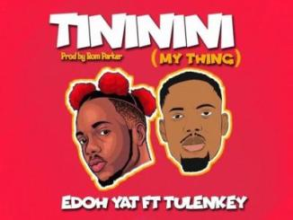 Edoh YAT ft. Tulenkey - Tininini (My Thing)