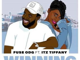 Fuse ODG ft. Itz Tiffany - Winning