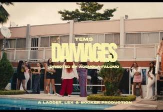 VIDEO: Tems - Damages