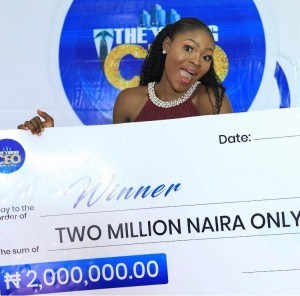 Young Nigerian E-Commerce Entrepreneur, Tyana Wins The Young Ceo Reality Tv Show 2020