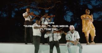 VIDEO: B-Red - Bimpe ft. Davido