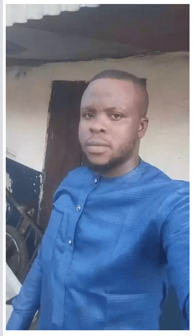 Man Shot Dead In Front Of His Girlfriend In Rivers (Graphic Photos)
