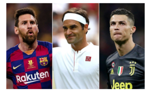 Federer Edges Out Messi And Ronaldo To Take The Number One Spot On Forbes' Athletes Rich List