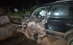 14 People Survive Auto Crash In Anambra