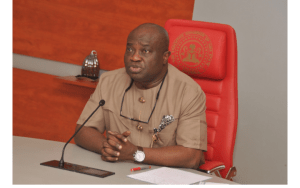 Abia State Governor, Okezie Ikpeazu Tests Positive For COVID-19