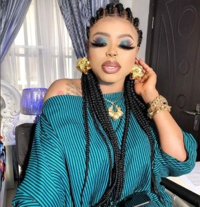I'm Two Weeks Gone, Congrats To Myself – Bobrisky says he's pregnant ?