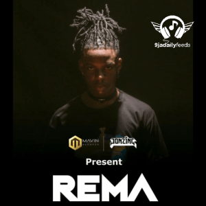 Rema — Corny (Audio × Video)