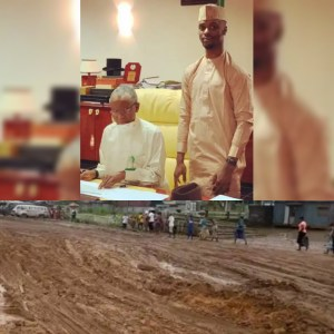 NEWS TODAY: Son of El-Rufai slams APC governors over bad roads