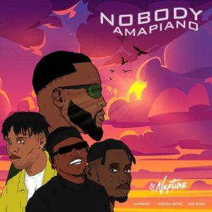 DOWNLOAD MP3: DJ Neptune – Nobody (Amapiano Remix) ft. Focalistic, Joeboy & Mr Eazi