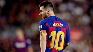 Messi takes decision to leave Barcelona