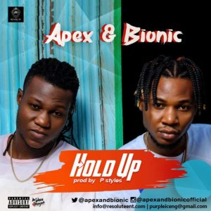 Apex X Bionic – Hold Up