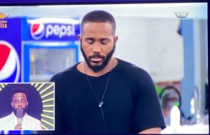 Kiddwaya has been evicted from The BBNaija Reality TV Show