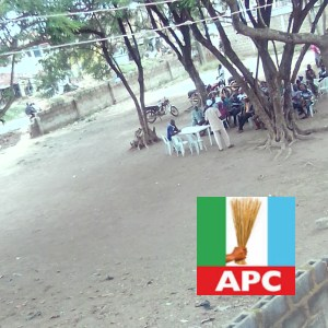 APC members in Agbado/Ogun State meets in open air, stresses on commitment