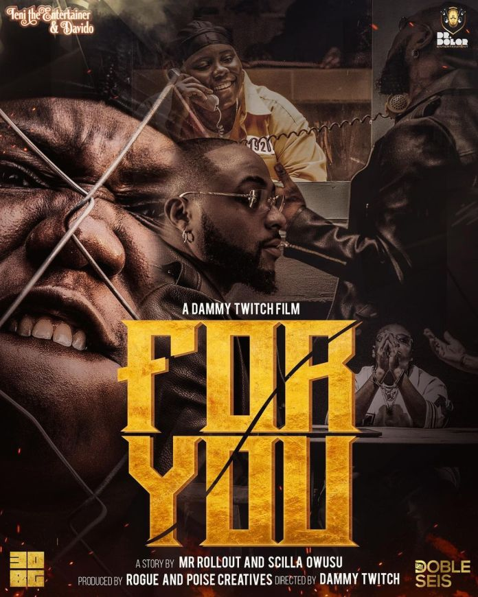 Teni - For You Ft. Davido