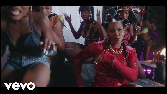 Yemi Alade – Temptation Ft. Patoranking (Video)