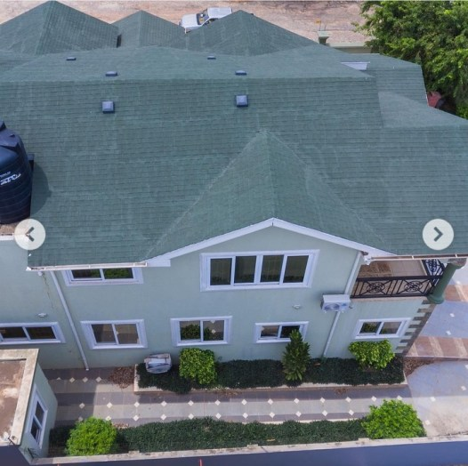 Image result for Ghanaian Actress, Christabel Ekeh Shows Off Her Newly Launched Mansion