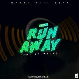 Download Freebeat:- Run Away (Prod By Mykah)