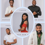 BBNaija 2019:- See How Each Of The Housemates Nominated One Another For Eviction