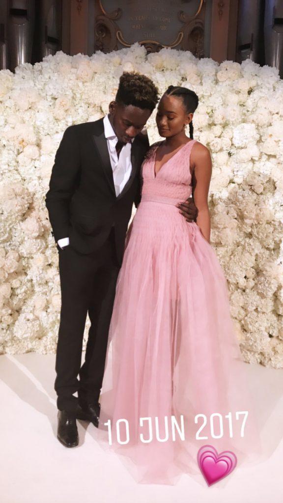 Temi Otedola Celebrates Her Boyfriend, Mr Eazi On His 28th
