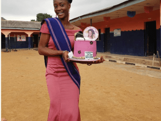 Actress Omo Butty Celebrates As Her Daughter Graduates From Secondary School (Photos)