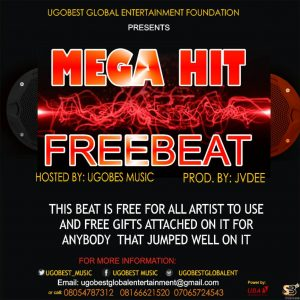Ugobest Music Presents Another Mega Hit Freebeat For All Artistes To Use