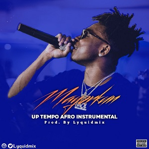 Download Freebeat:- Mayorkun High Tempo Afro Beat (Prod By