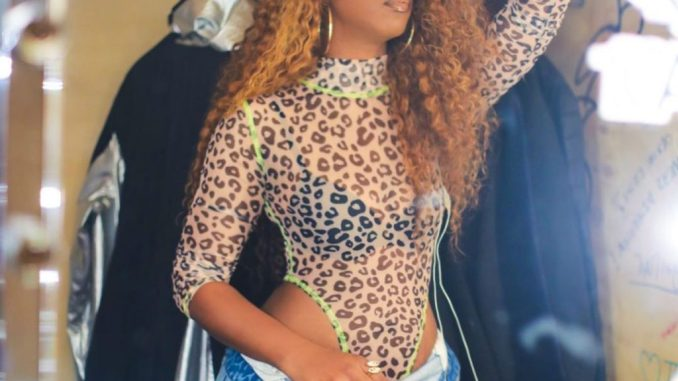 Check Out How Hot Tiwa Savage Stepped Out