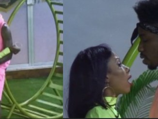 #BBNaija :- 'You Can't Take Care Of Me And My Family' – Mercy Tells Ike