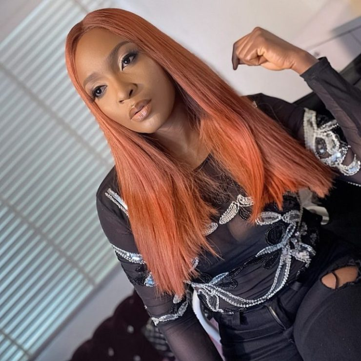 Tacha Sues Blessing Okoro For N20m, She Reacts 13