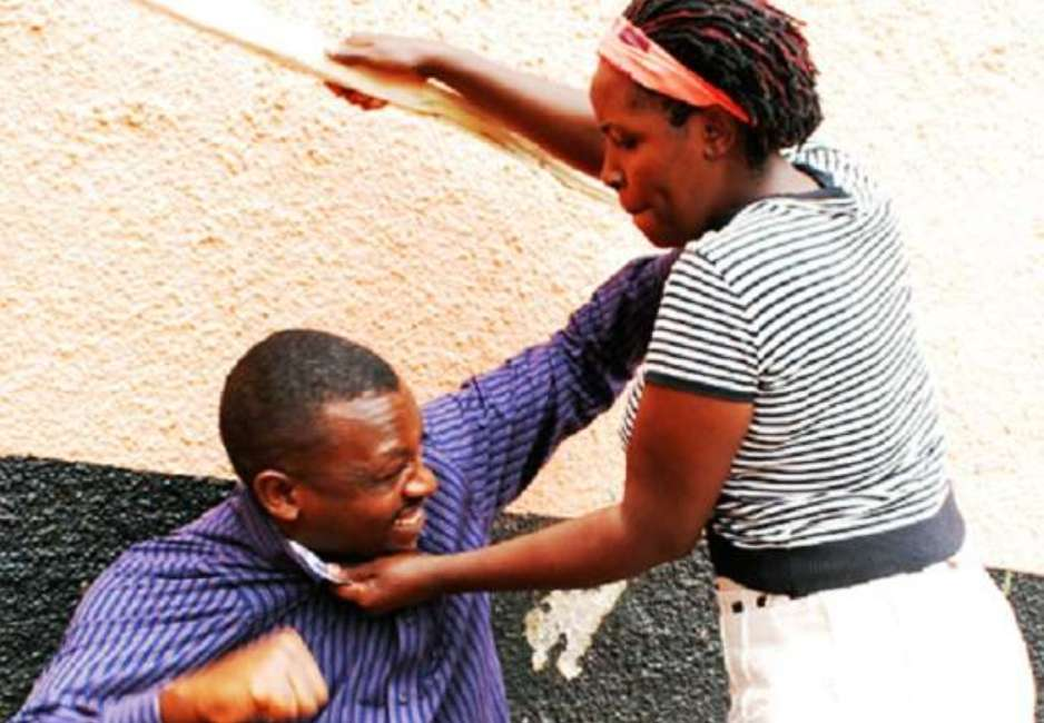 S*x Worker Moves Into The House Of Debtor, Says The Man Must Marry Her