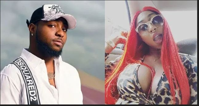 Why I Decided To Help Cynthia Morgan – Davido 1