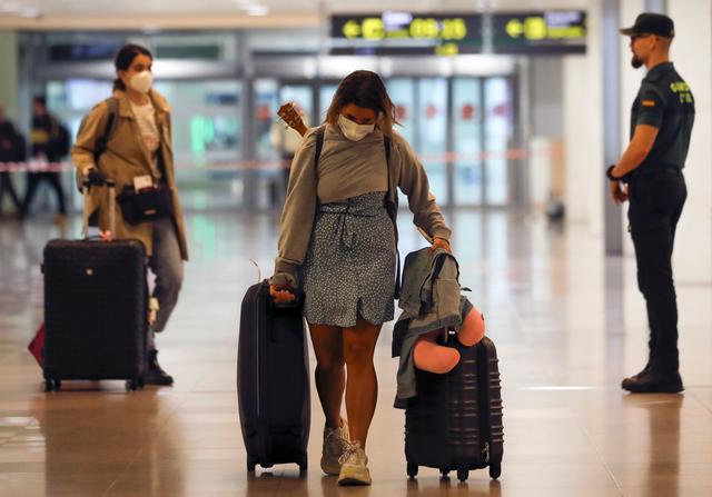 Spain Quarantines Overseas Travellers As Coronavirus Death Toll Pace Slows