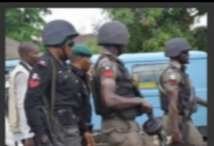 Two Men Arrested For Filming A 12-Year-Old Girl While Raping Her In Anambra