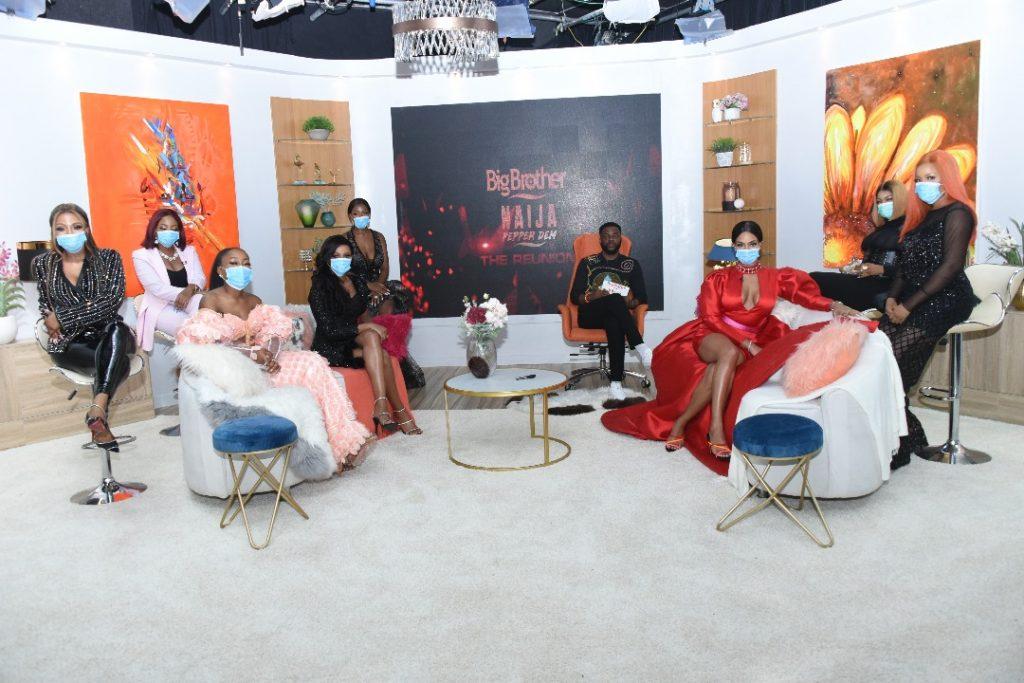 BBNaija Pepper Dem, Housemates Reunite To Show Us The Real Pepper