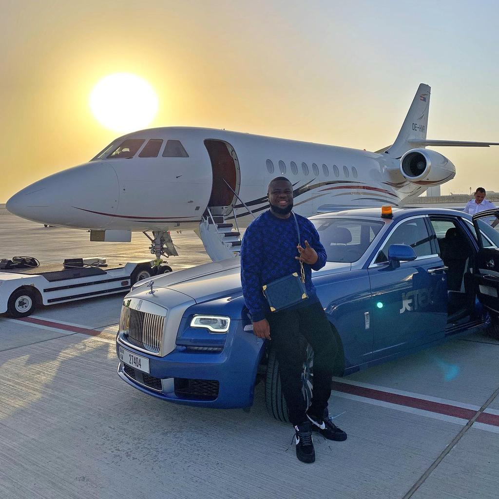 Why Hushpuppi And His Friend Woodbery Were Arrested In Dubai 1