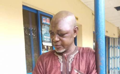 70-Year-Old Man Rapes 8-Year-Old Girl. Gives Her N80 To Keep Quiet (Photo) 1