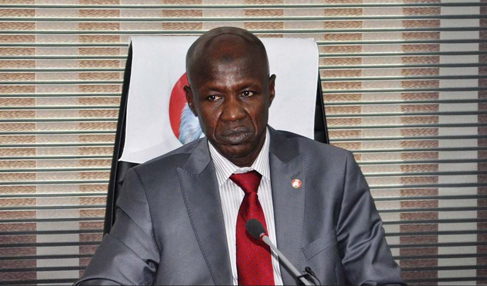 Suspended EFCC Chairman, Magu, To Remain In Police Cell As Probe Continues 1