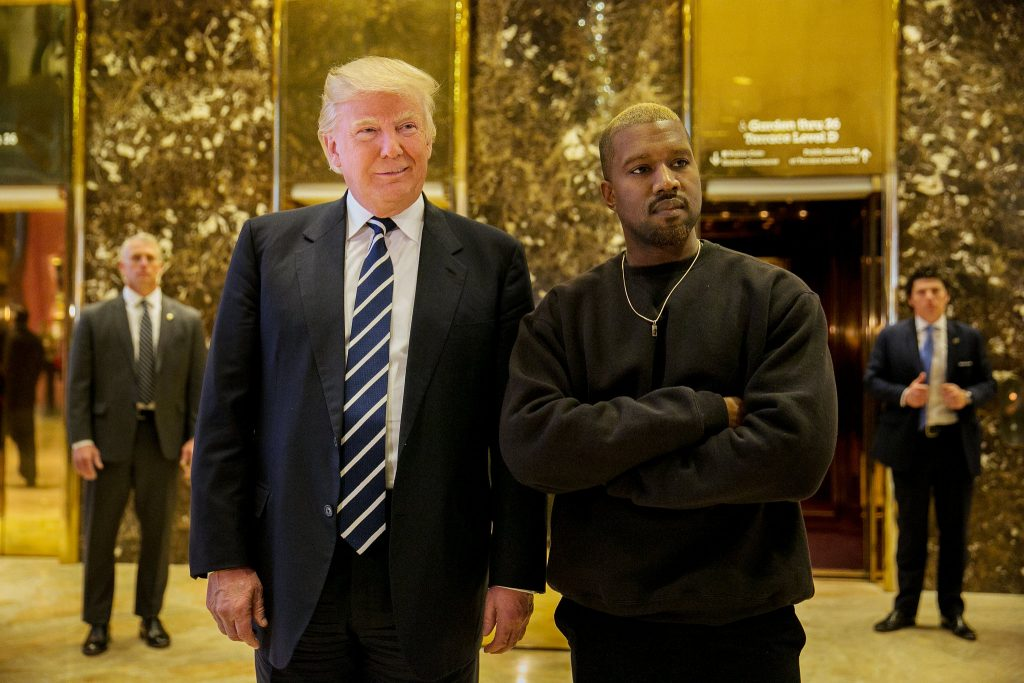 Donald Trump Finally Reacts To Kanye West's Presidential Bid 2