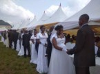 Mass Wedding Of 200 Couples In Anambra (Pictures)