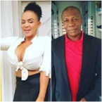 'Your Silence Killed Me During S*x-With-Dog Scandal' – Cossy Orjiakor Hits Out At Late Chico Ejiro