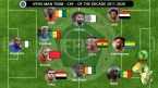 IFFHS Name ex-Super Eagles Star In CAF Team Of The Decade