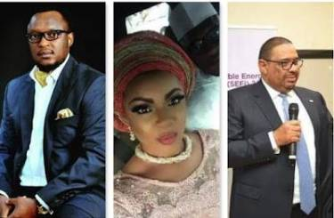 Hauwa, Adam Nuru's Wife Packs Out Of Husband's House, May Seek Divorce