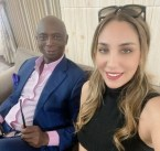 Ned Nwoko To Celebrate His Wife, Laila's 30th Birthday (Photo)