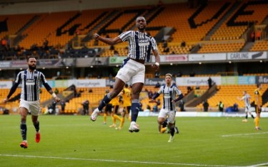 Wolves 2-3 West Brom: Ajayi On Target Again In Comeback Win To Claim Derby Bragging Rights
