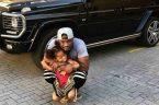 """My Only Girlfriend Who Has My Mumu Button"" – Peter Okoye Celebrates Daughter's Birthday (Photo)"