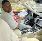 Cubana Chief Priest Shows Off A Brand New Geely X7 SUV He Just Acquired (Photos)