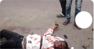 Man Shot Dead By Suspected Cultists In Delta (Graphic Photos)