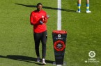 Nigeria's Sadiq Umar Receives Player Of The Month Award In Spain