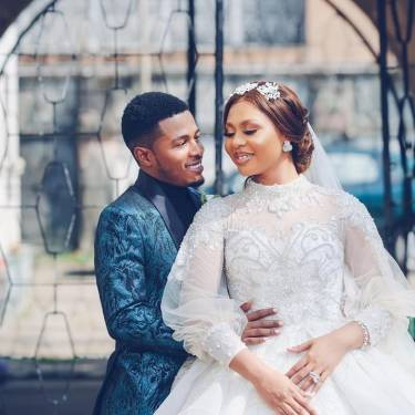Samuel Ajibola Married His Primary School Class Captain (Photos)