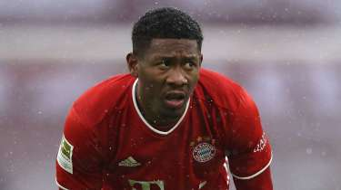 Alaba In Talks With English Clubs As Madrid Offer Too Low (Sport Bild)